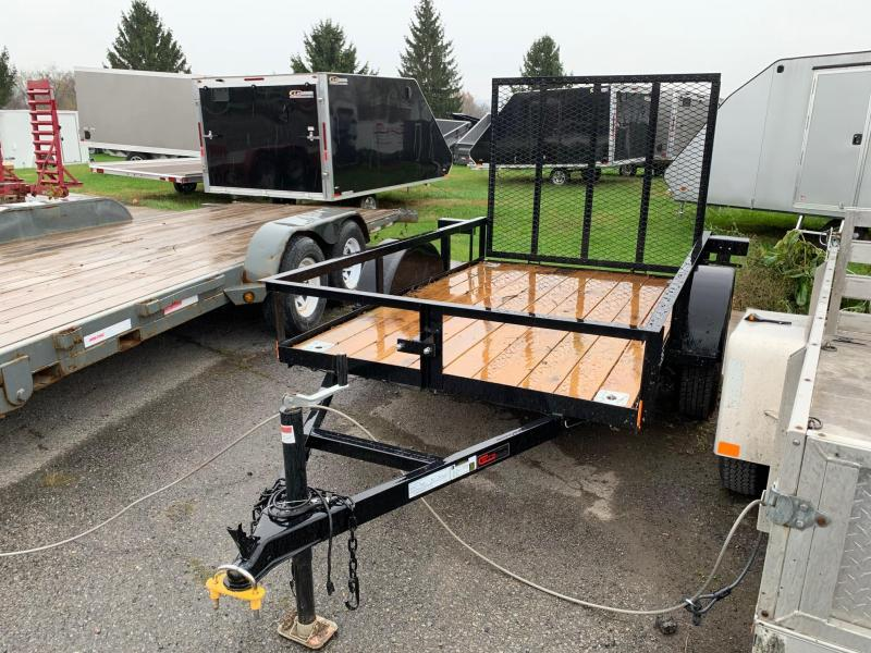 2019 Holmes Residential 5x8 3K Equipment Trailer