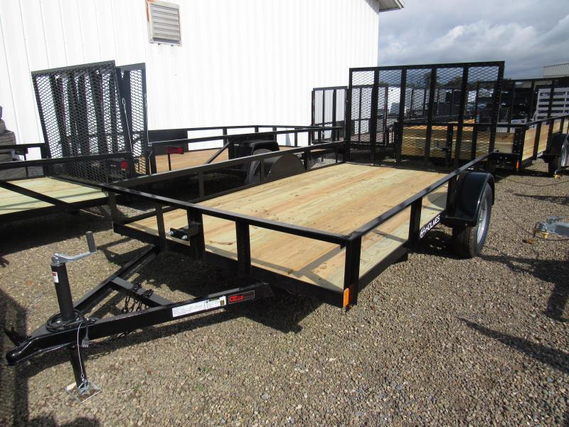 2020 Holmes 6'4x12 Res 3.5K Utility Trailer