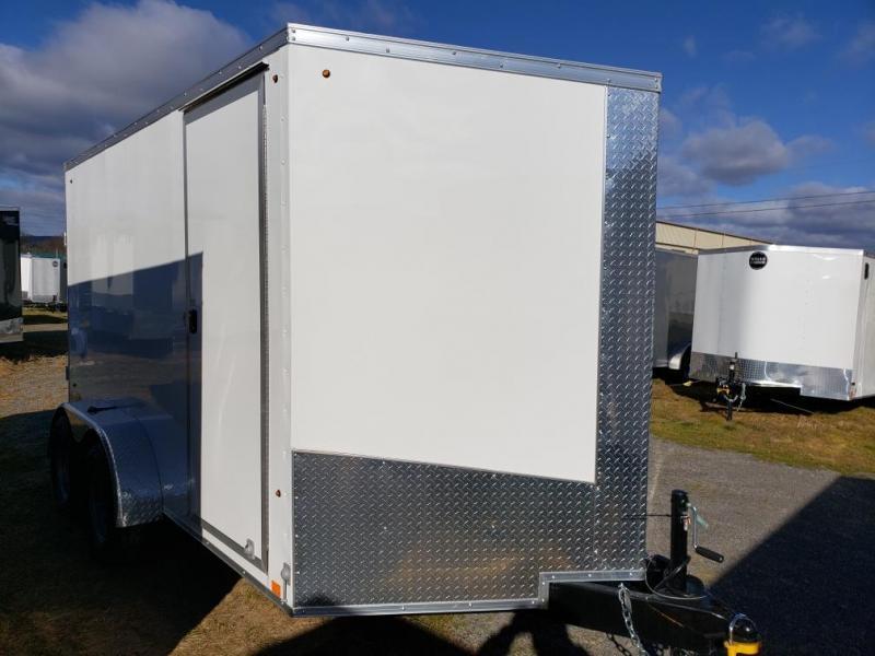 2019 Look Trailers 7x12 7K Element SE Enclosed Cargo Trailer