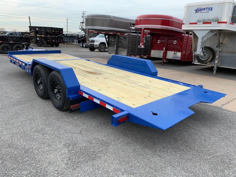 2020 Midsota 6/16 Tilt Deck Equipment Trailer