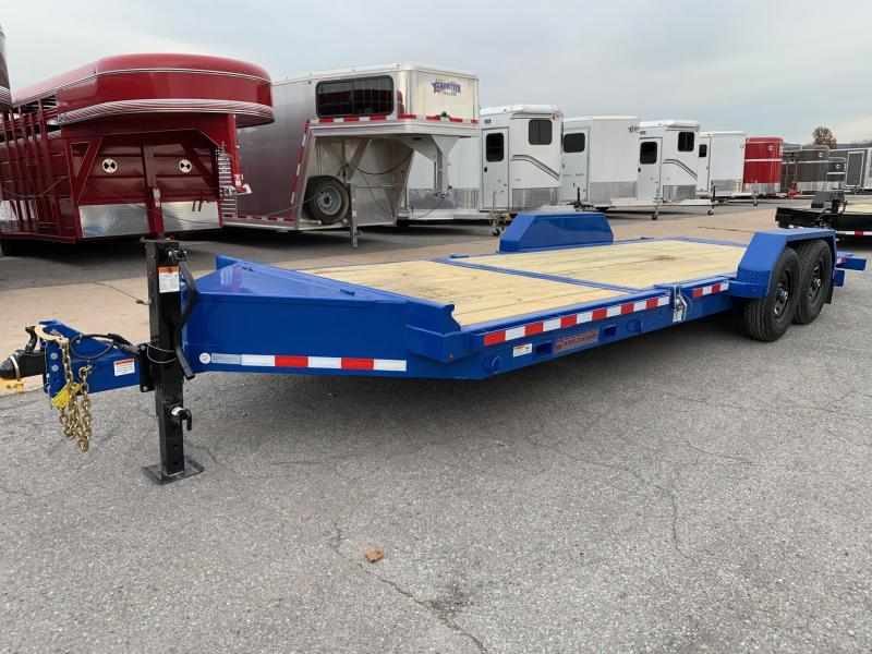 2020 Midsota 6/16 Tilt Deck Equipment Trailer