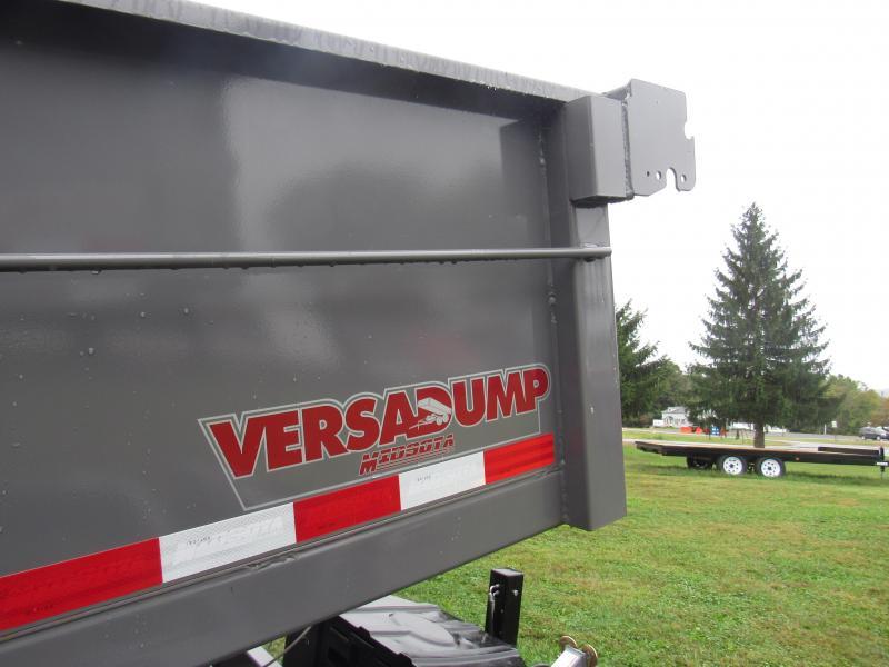 2019 Midsota 7X12 HV-12 Dump Trailer