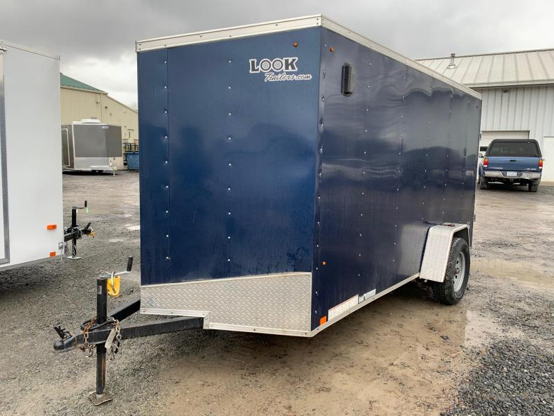 2018 Look Trailers ST-DLX 6x12 Enclosed Cargo Trailer
