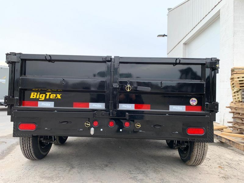 2020 Big Tex Trailers 6x10 Dump Trailer
