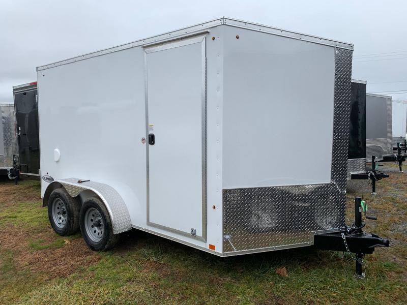2020 Look Trailers 7x12 7K Element SE Enclosed Cargo Trailer