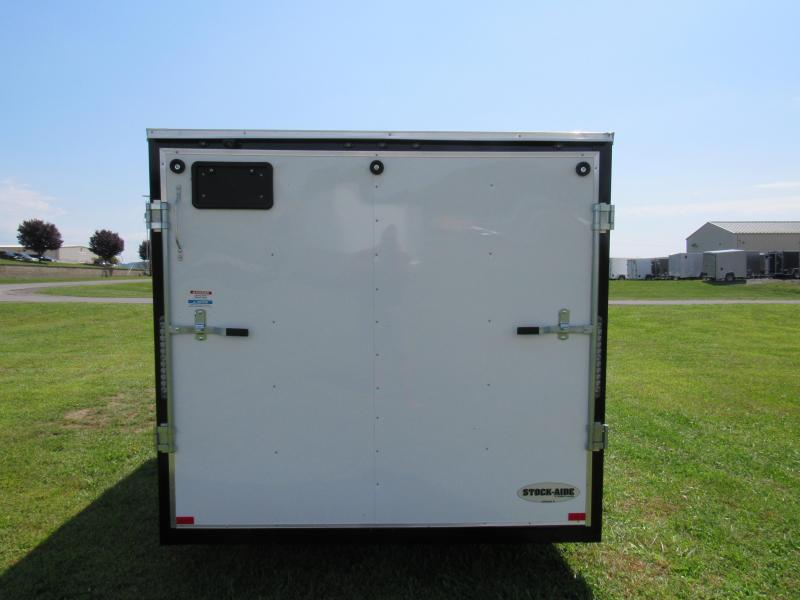 2019 Integrity Trailers 7x12 Enclosed Cargo Trailer