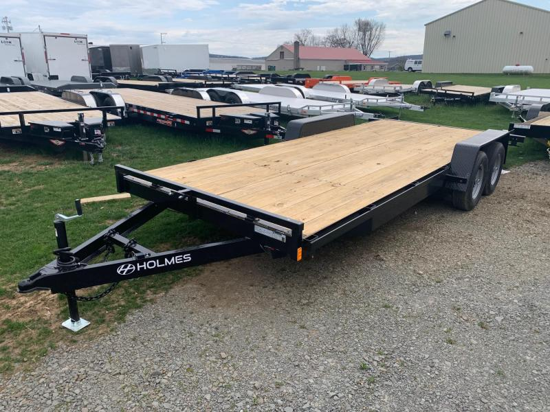 2020 Holmes 20ft 10K Wood Deck Car / Racing Trailer