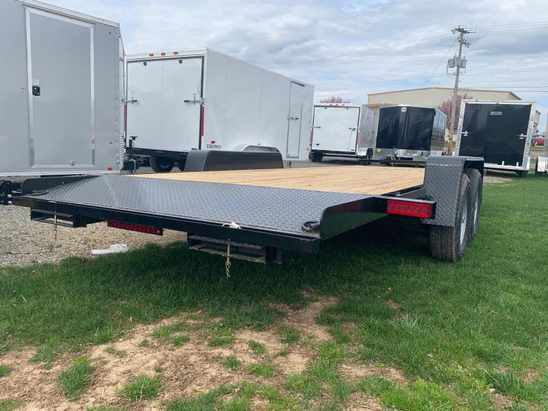 2020 Holmes 20ft 10K Wood Deck Car / Racing Trailer