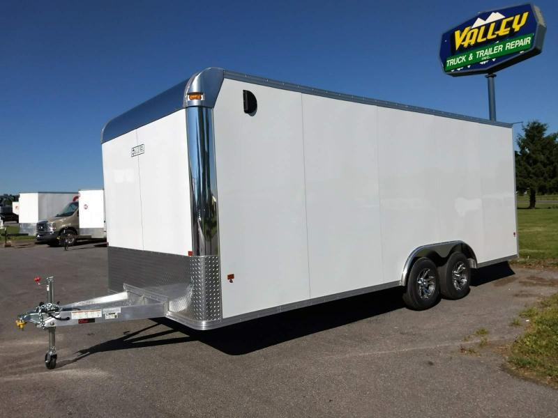 2018 EZ Hauler 8x20 7K Enclosed Car / Racing Trailer