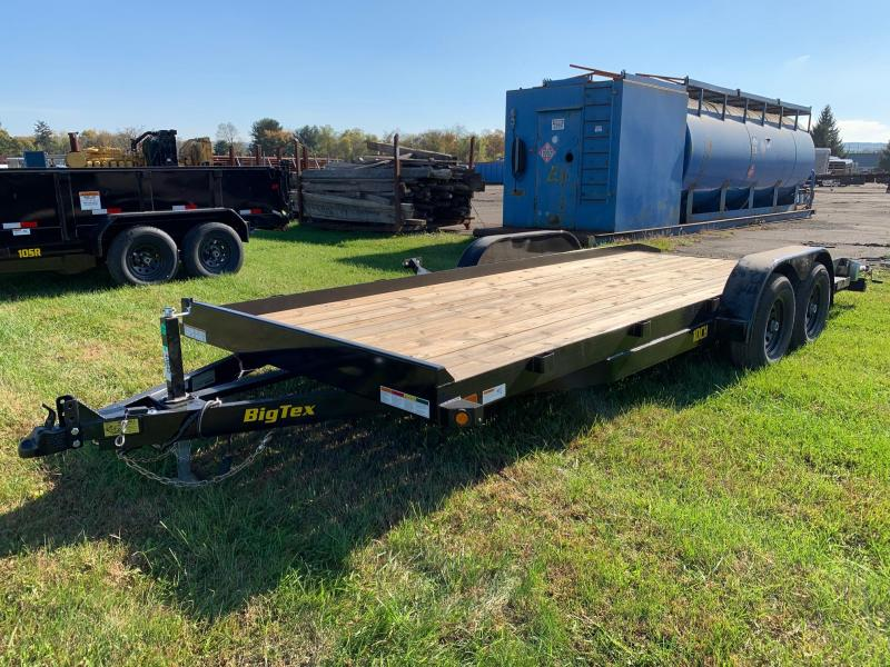 2020 Big Tex Trailers 83x20 Car / Racing Trailer