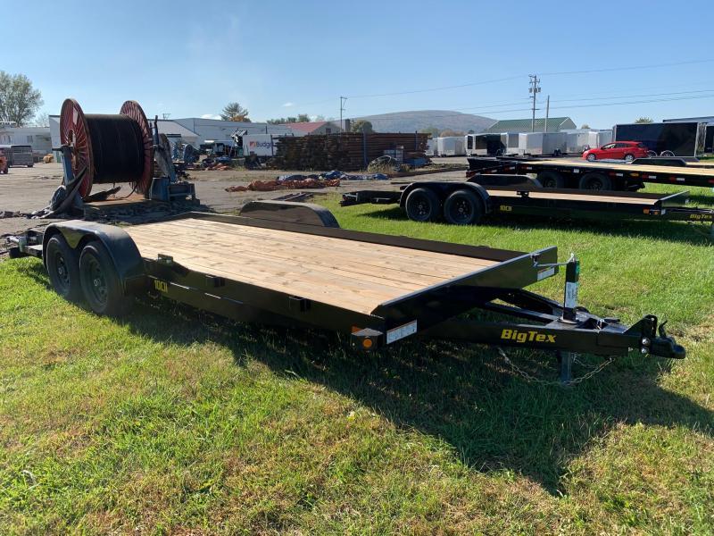 2020 Big Tex Trailers 83x20 Car / Racing Trailer