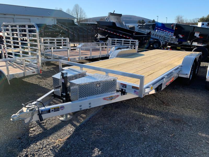 2020 H & H Trailers 20ft 7K Aluminum Speedloader EX Car / Racing Trailer