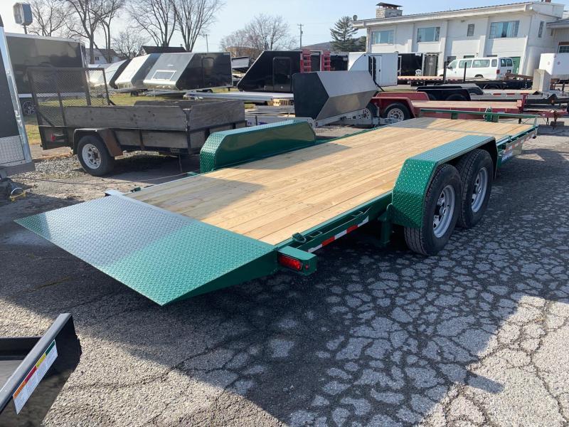 2020 Sure-Trac 7x22 Tilt Equipment Trailer