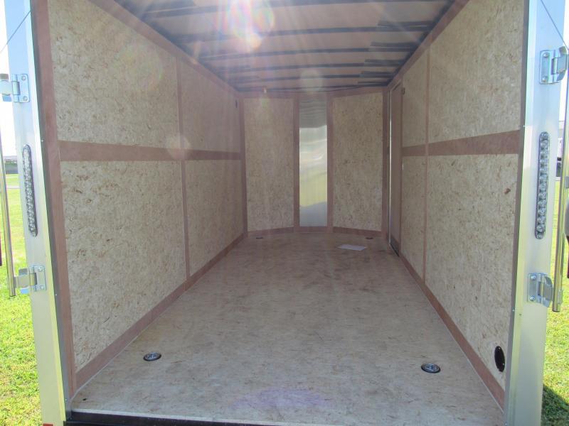 2019 Wells Cargo Fast Trac 7x14 Enclosed Cargo Trailer