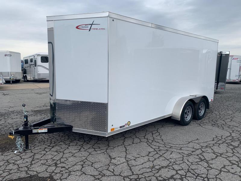2020 Cross Trailers 7x16 7K Enclosed Cargo Trailer
