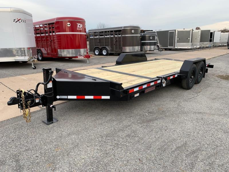 2020 Midsota 20ft 15.4K Tilt Bed Equipment Trailer