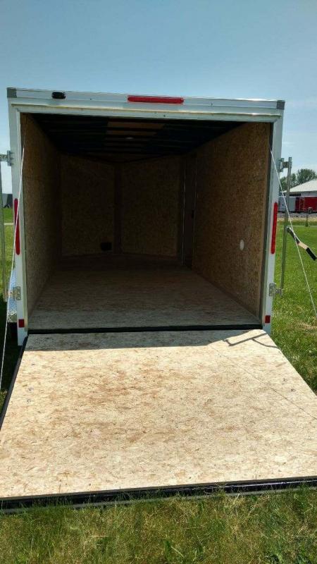 2019 Look Trailers 7x14 Element SE Enclosed Cargo Trailer