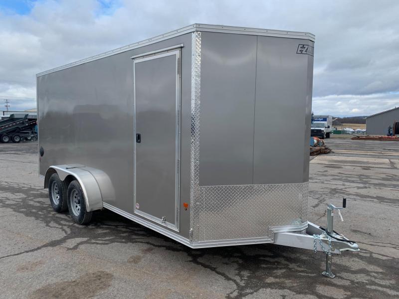 2020 E-Z Hauler 7x16 7K Enclosed Cargo Trailer
