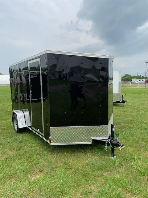 2020 Look Trailers 7x12 3.5K DLX-ST Enclosed Cargo Trailer