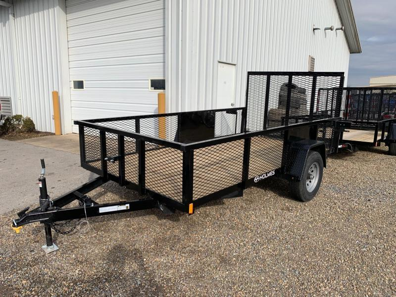 2020 Holmes Commercial 6-4x12 5K Mesh Utility Trailer