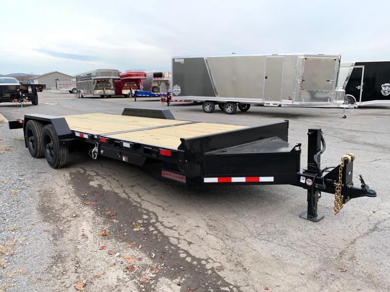 2020 Midsota TBHD-22 Equipment Trailer