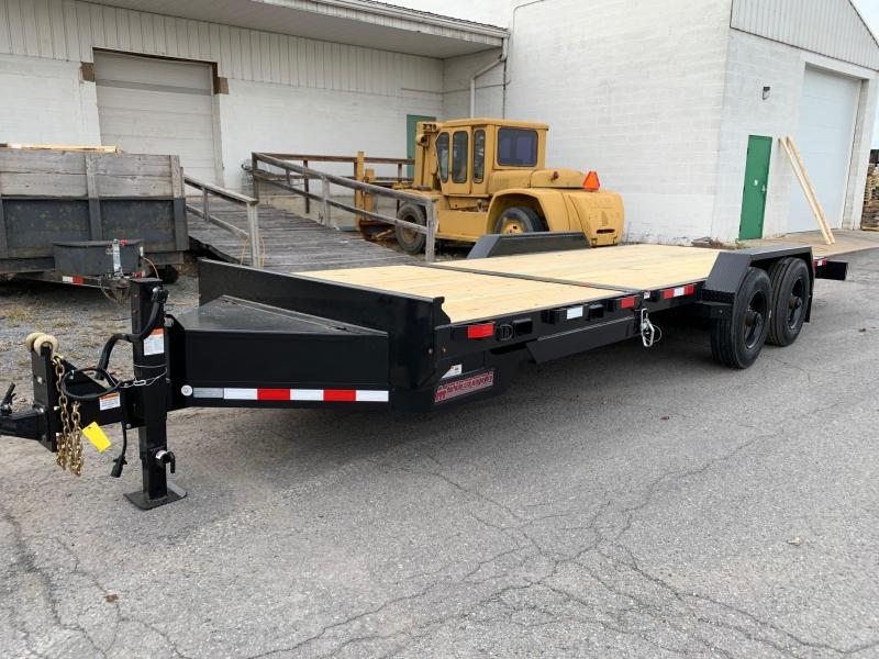 2020 Midsota TBHD-22 Equipment Trailer