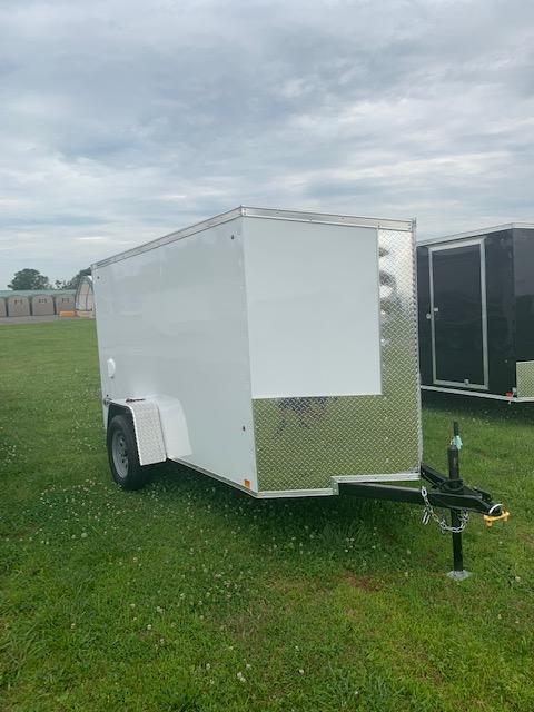 2020 Look Trailers 5x10 Element SE Enclosed Cargo Trailer