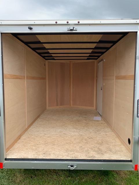 2019 Wells Cargo 300 Series 7x12 Enclosed Cargo Trailer