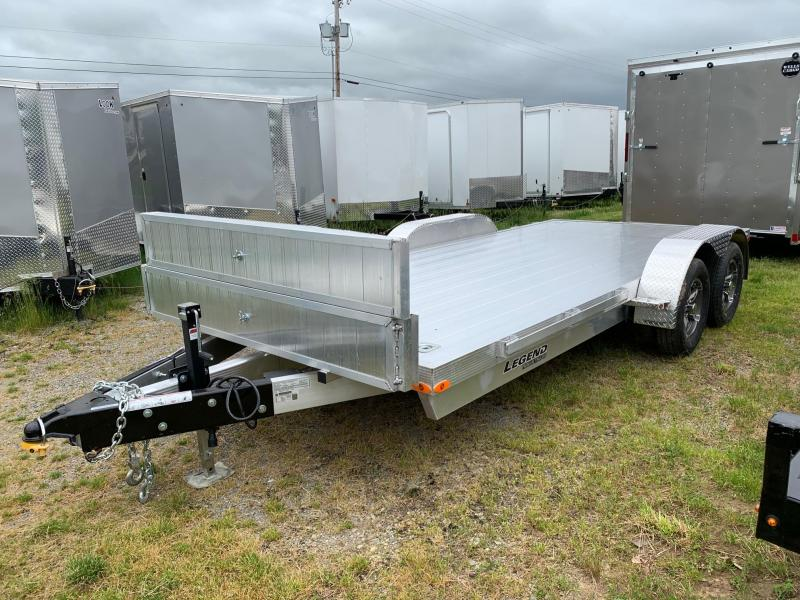 2020 Legend Trailers 7x16 7K Car / Racing Trailer