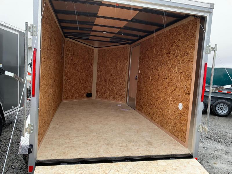 2020 Look Trailers 7x12 7K DLX-ST Enclosed Cargo Trailer