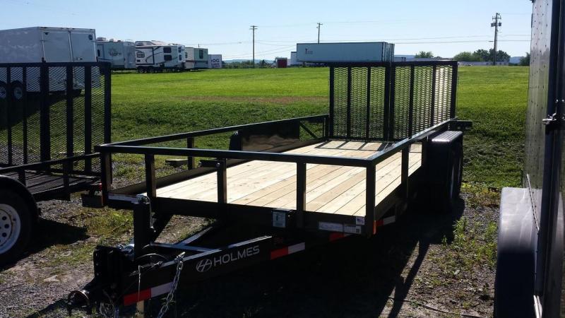 2020 Holmes 6-10x18 10K Landscape Utility Trailer