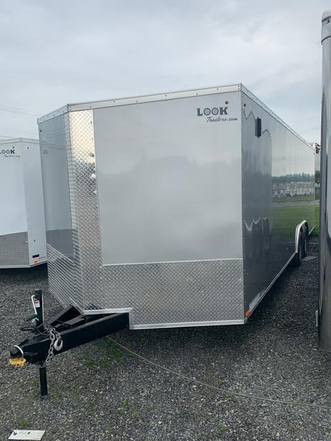 2019 Look Trailers 8.5x24 10K Car / Racing Trailer