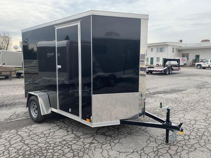 2020 Cross Trailers 6x10 3K Enclosed Cargo Trailer
