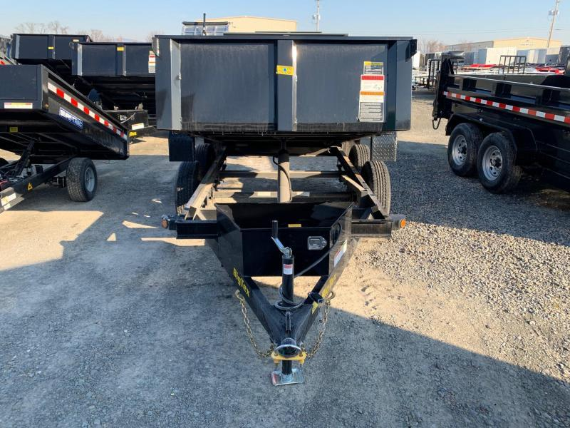 2020 Big Tex Trailers 5x10 7K Dump Trailer