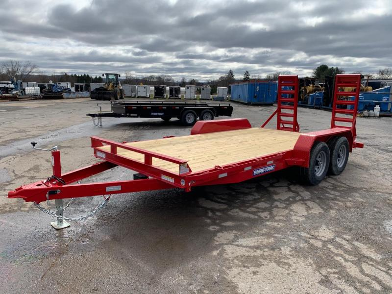 2020 Sure-Trac 7x16 10K Equipment Trailer