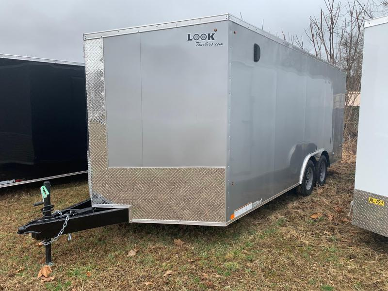 2021 Look Trailers 8.5x18 10K Enclosed Cargo Trailer