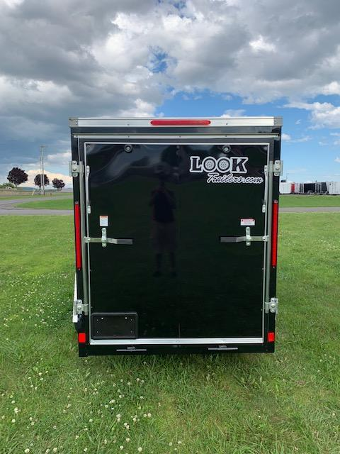 2018 Look Trailers 5x10 Element SE Enclosed Cargo Trailer