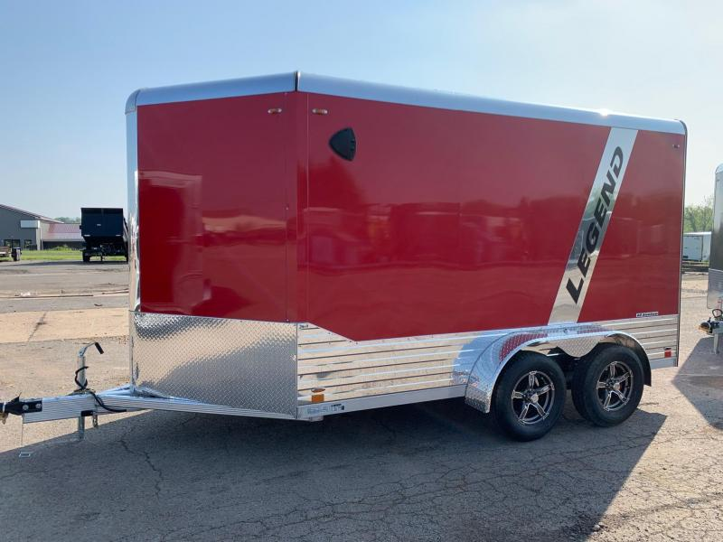 2021 Legend Trailers 7x18 Enclosed Cargo Trailer