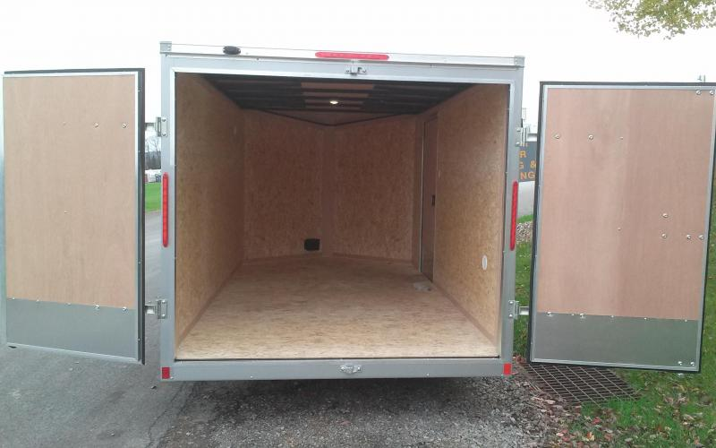2018 Look Trailers 7x12 Element SE Enclosed Cargo Trailer