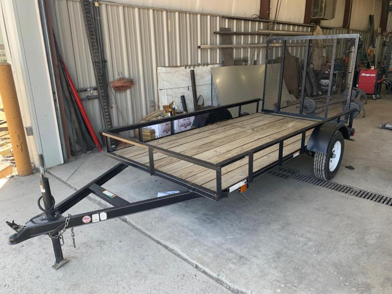 2015 Carry-On 5x10 Utility Trailer