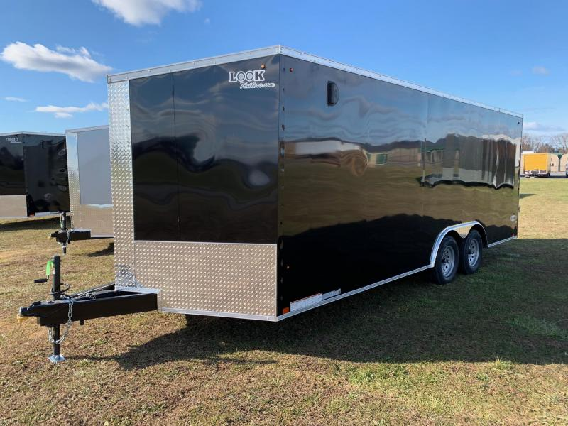 2020 Look Trailers 8.5x20 7K Enclosed Cargo Trailer
