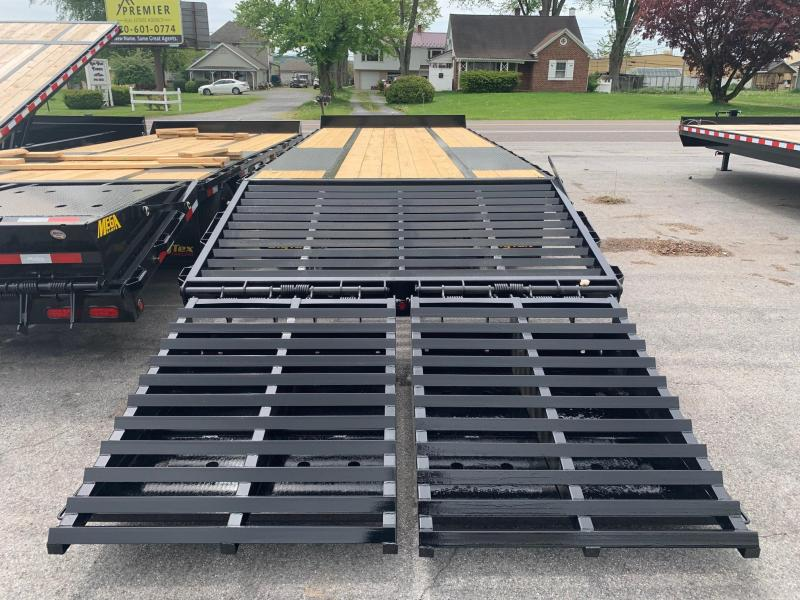 2021 Big Tex Trailers 20+5 24K Deckover Equipment Trailer