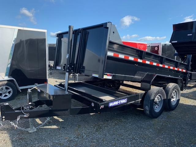 2020 Sure-Trac 7x12 12K Low Profile Dump Trailer