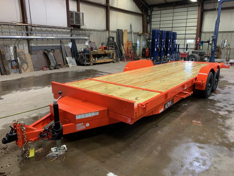 2020 Midsota 22' 10K Tilt Car / Racing Trailer