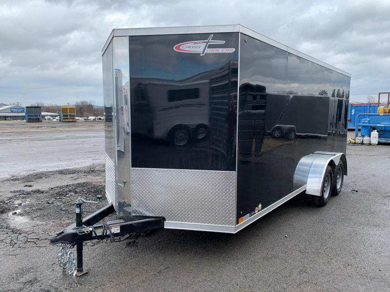 2020 Cross Trailers 7x16 Alpha Series Enclosed Cargo Trailer