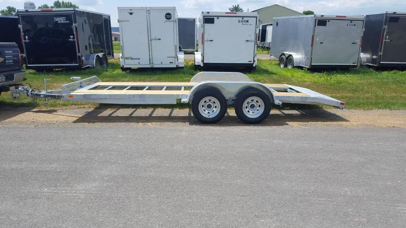 2019 Load Rite 18' 7K Car / Racing Trailer