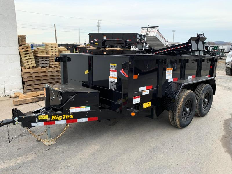 2020 Big Tex Trailers 6x10 Dump Trailer