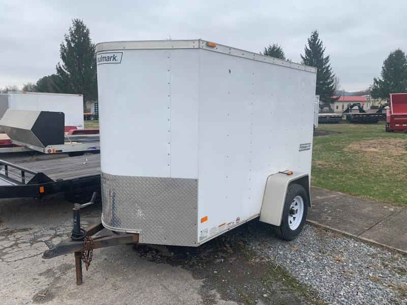 2013 Haulmark 5X8 3k Enclosed Cargo Trailer
