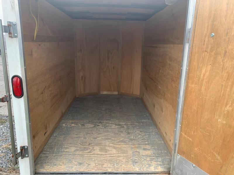 2013 Haulmark 5X8 3k Enclosed Cargo Trailer