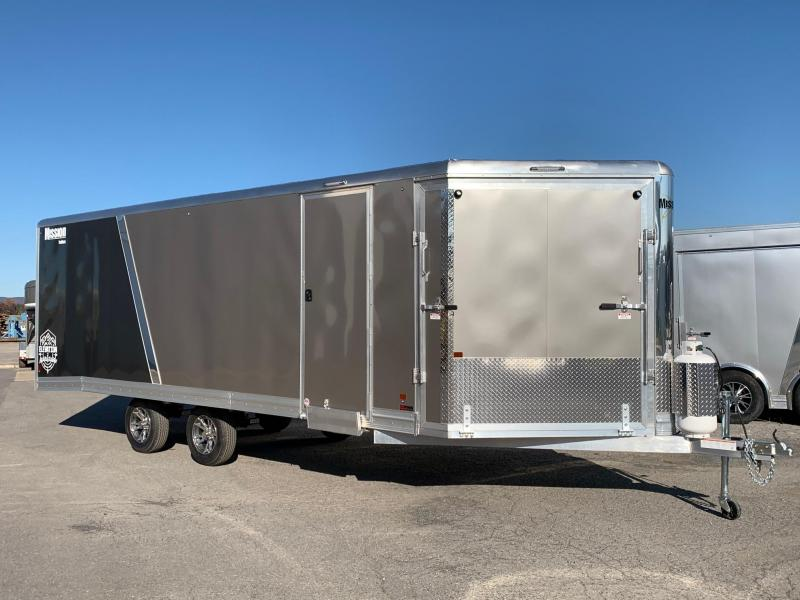 2020 Mission Elevation 8.5x22 Limited Edition Snowmobile Trailer